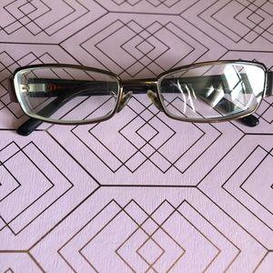 Gucci Brown glitter glasses 🤓